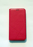 Чехол-книжка для смартфона Lenovo A Plus A1010a20 красная