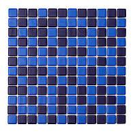 Мозаика из стекла микс   MX 2540304