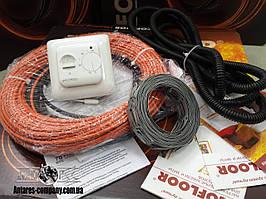"""Нагрівальний кабель коплект з регулятором """"FENIX"""" (1.4 м. кв.) Спец ціна"""