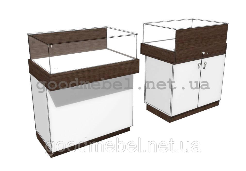 Прилавок 4-01 - ГУДМЕБЕЛЬ торговое оборудование и корпусная мебель в Киеве