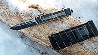 Нож выкидной фронтальный 9098 Gold недорогой