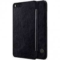 Кожаный чехол-книжка Nillkin Qin Series для Xiaomi  Mi 6 black