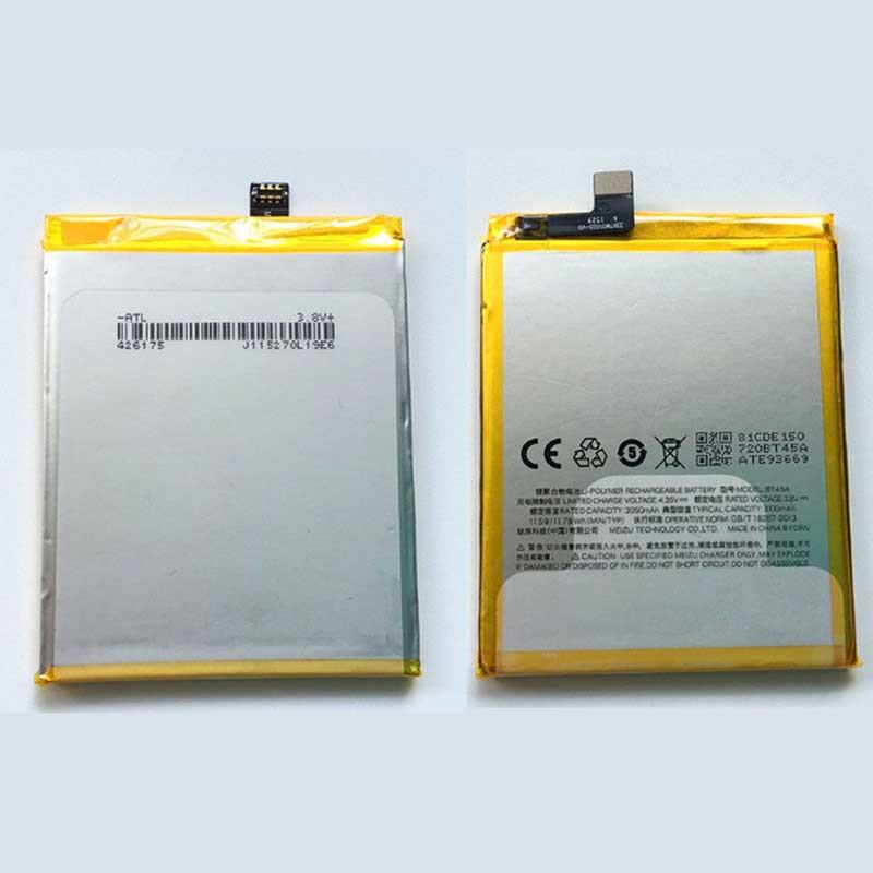 Meizu Pro 5 акумулятор батарея BT45A оригінал 3050mAh