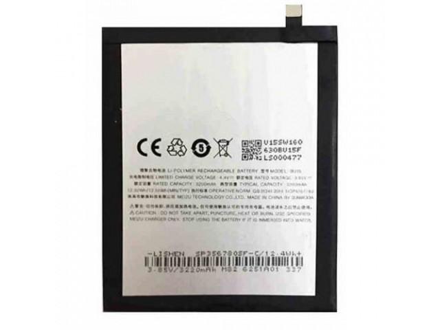 Meizu U20 акумулятор батарея BU15 оригінал 3260mAh