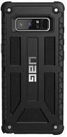Чехол UAG Monarch для Galaxy Note 8 Black