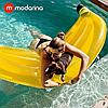 Надувной матрас Modarina Банан 180 см Желтый PF3017