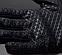 Зимние перчатки New Balance Winter Glove 5283 Black Red, фото 3
