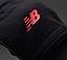 Зимние перчатки New Balance Winter Glove 5283 Black Red, фото 5