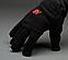 Зимние перчатки New Balance Winter Glove 5283 Black Red, фото 4