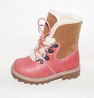 Детские зимние ботинки для девочки, 27-32