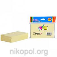Стикеры для заметок 100 листов, 76x127мм