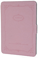 Чехол Amazon Retro Pattern Leather Case for Kindle 6 (7gen) Pink