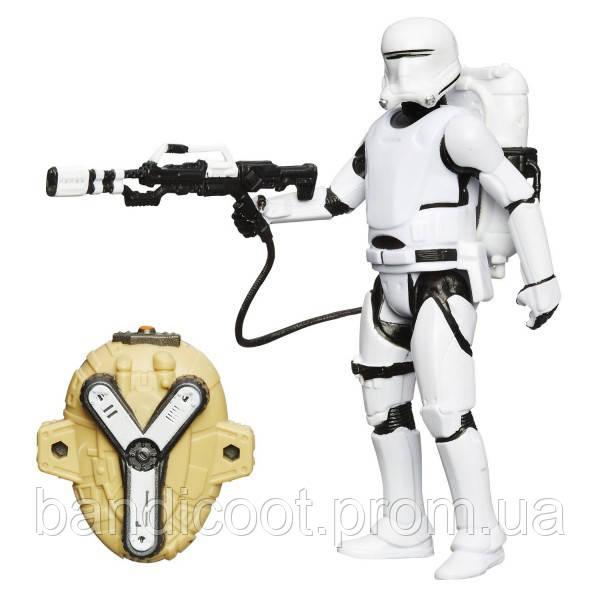 Фигурка Штурмовик с огнемётом, Звёздные Войны, Миссия в Пустыне, Star Wars, Hasbro