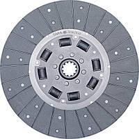 Диск зчеплення МТЗ-80 (на гумках)