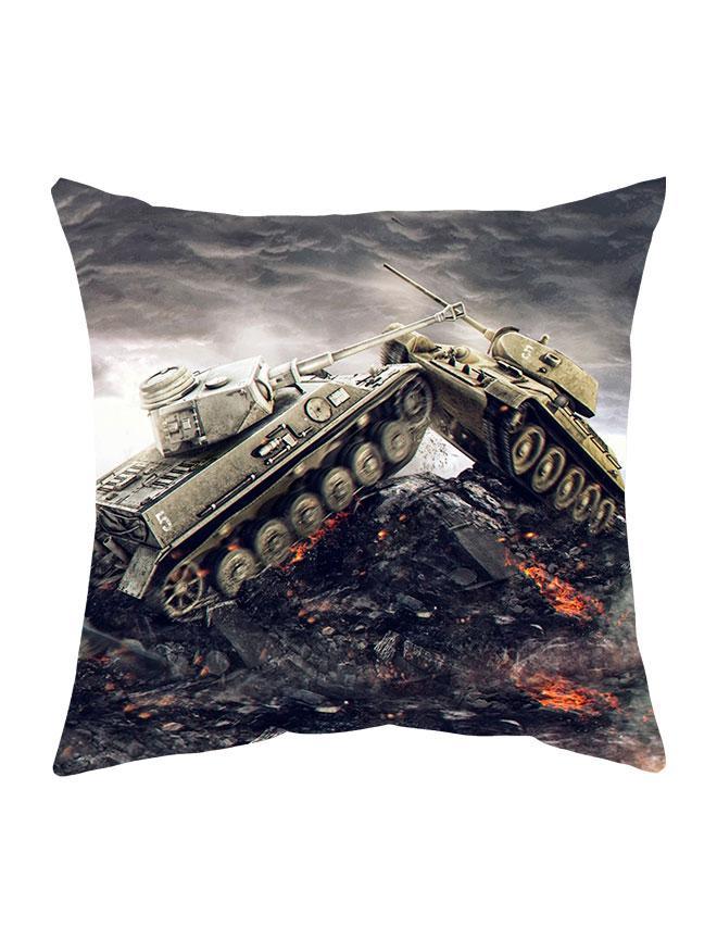 Подушка World of Tanks 40*40см