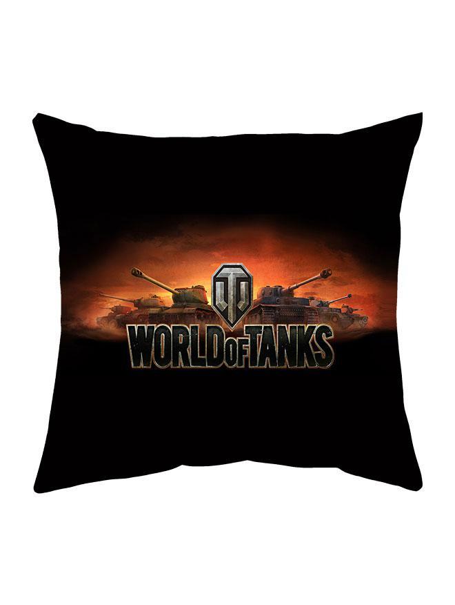 Подушка World of Tanks 40*40 см