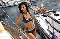 Шикарный купальник женский на большую грудь F07А 613