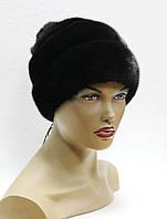 """Женская норковая шапка """"Чулок""""."""
