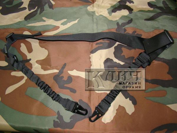 Тактичний двоточковий ремінь, фото 2