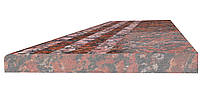 Сходинки поліровані з термо смугою 1300*300*30, фото 1