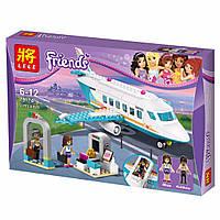 "Конструктор Lele 79175 Friends ""Аэропорт Хартлейк Сити"" (аналог Lego 41109) 701 дет, фото 1"