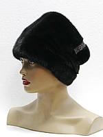 """Норковая шапка """"Леди""""."""