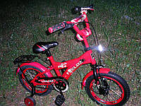 Детский велосипед veloz 1411