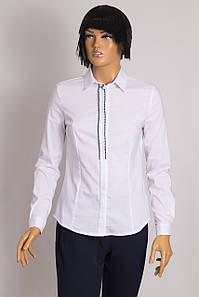 Блуза женская ALDO NOVUM 1006 WHITE RYSHA
