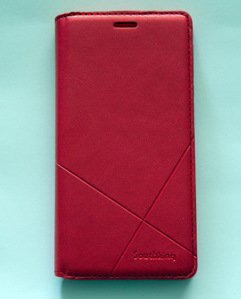 Чехол-книжка для смартфона Nokia 3 Dual Sim красная