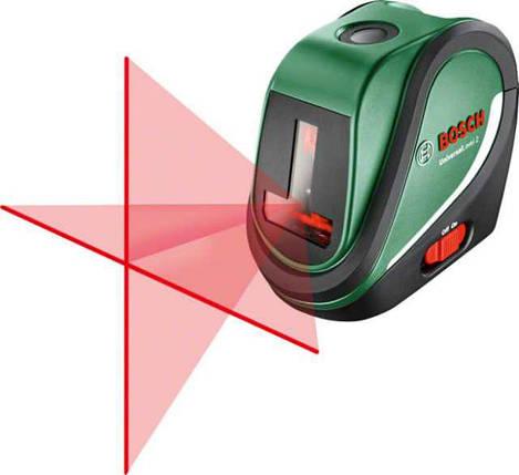Лазерный нивелир Bosch UniversalLevel 2, фото 2