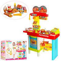 Игровой набор Супермаркет касса детский магазин 889-71-72 с пультом