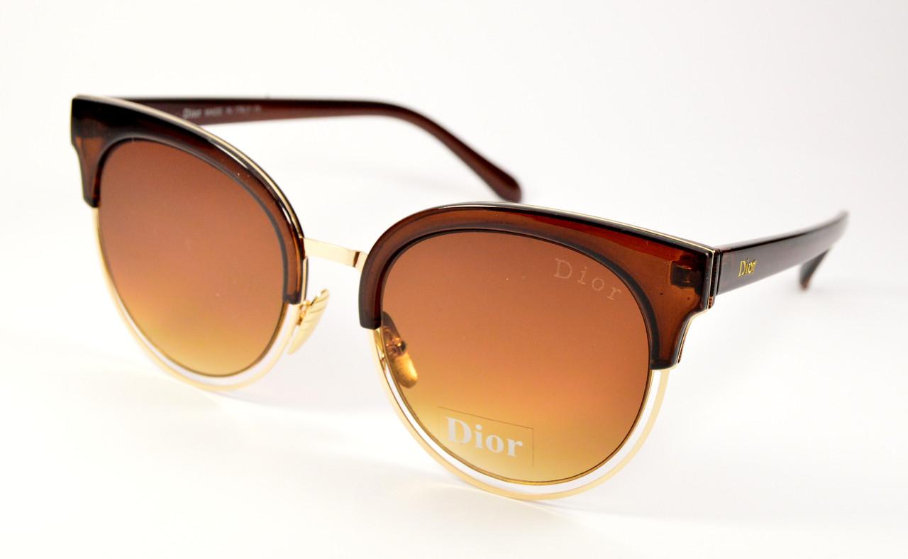13da1c513b37 Женские солнцезащитные очки Dior 2018 (7058 C1) - ОПТ Оптика. Очки оптом  Украина