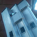 Лестница стремянка алюминиевая 3x9 DRABEST , фото 6