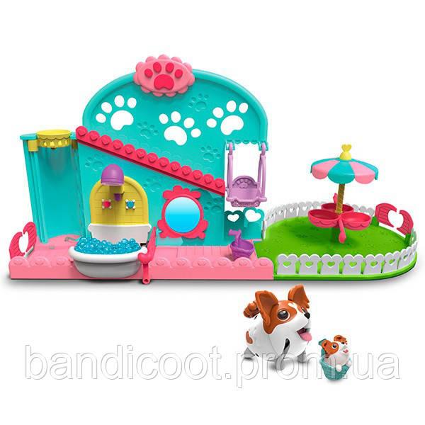 Игровой набор Chubby Puppies Упитанные собачки салон для собак, Spin Master