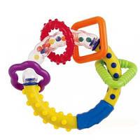 Детская погремушк Цветные шарики