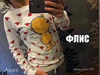 """Свитшот """"Мишка ангел 029"""" , фото 1"""