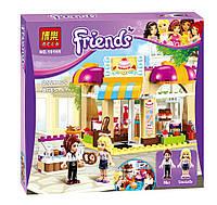 """Конструктор Friends Bela 10165 (аналог Lego 41006) """"Кондитерская"""" 252 дет, фото 1"""