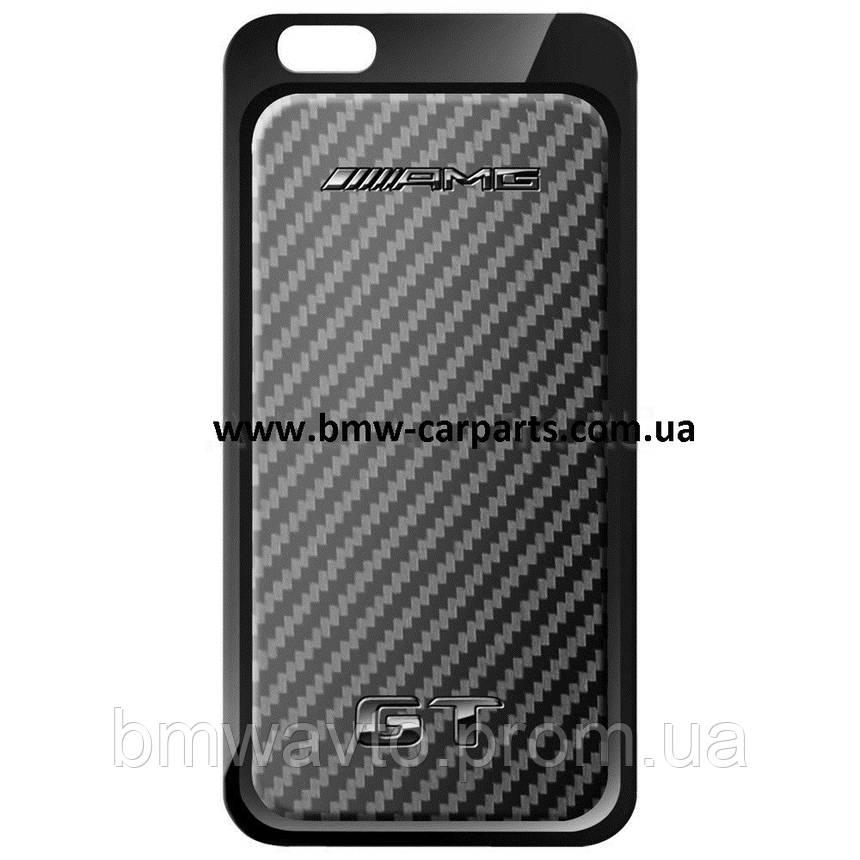 Футляр для iPhone 6 Mercedes-Benz AMG GT Carbon Fibre Case, фото 2