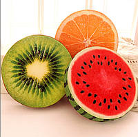 Подушка фрукты Подушки декоративные