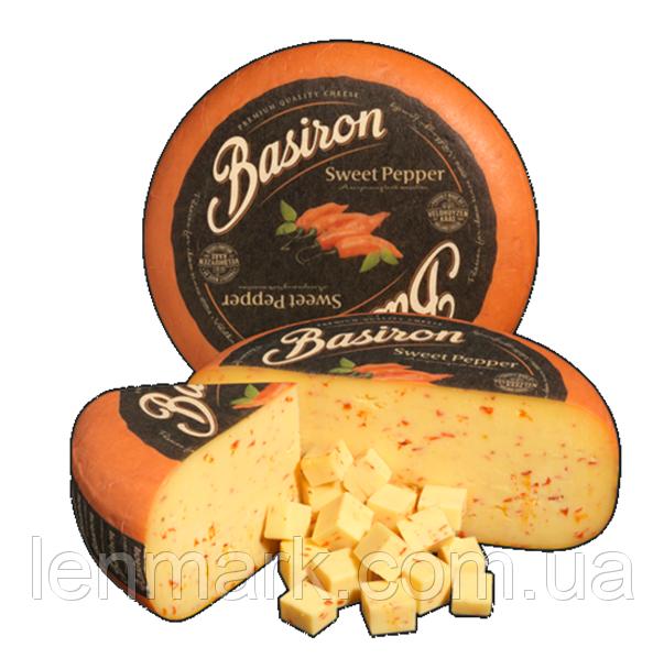 Сыр BASIRON Sweet Pepper  сладкий перец
