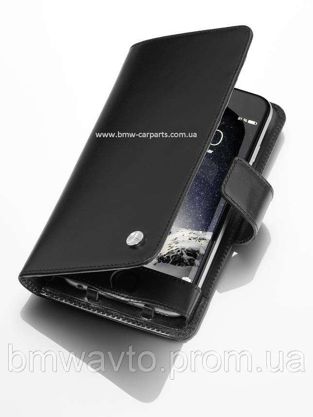 Кожаный чехол для мобильного телефона Mercedes-Benz Sleeve for iPhone 6, Business, фото 2
