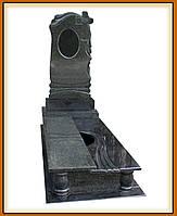 Пам'ятник гранітний одинарний