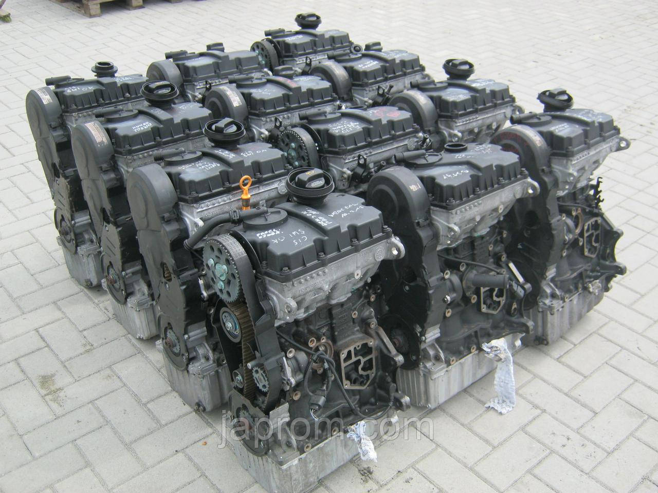 Мотор (Двигатель) Volkswagen Polo Skoda Fabia Seat IBIZA 1.4 TDI BNM