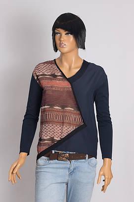 Блуза женская XINT Xint 601158 LACIVERT