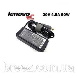 Зарядные устройства для ноутбуков Lenovo 20V 4.5A 90W 7.9x5.5