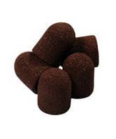 Песочные колпачки д 5, коричневые (обр.150)