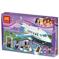 """Конструктор Lele 79174 Friends """"Приватный самолет"""" (реплика Lego) 237 дет, фото 1"""