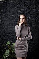 Романтическое молодежное платье, французская ткань (ММ-010)