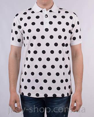 Тениска мужская Zen-Zen ZEN-ZEN 34047 BEYAZ-LACIVERT GOROH
