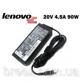 Зарядные устройства для ноутбуков Lenovo 20V 4.5A 90W 5.5x2.1 square
